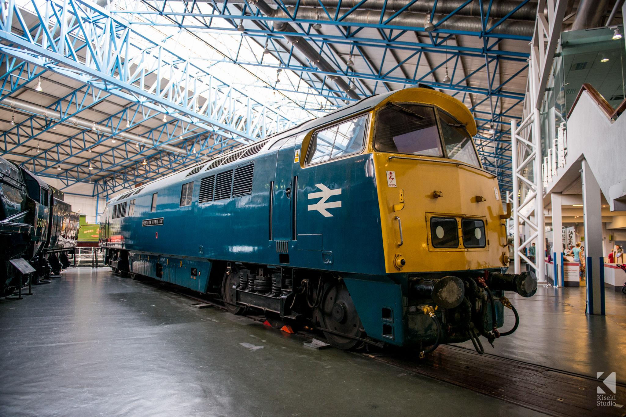 Diesel-hydraulic locomotive, Western Fusilier