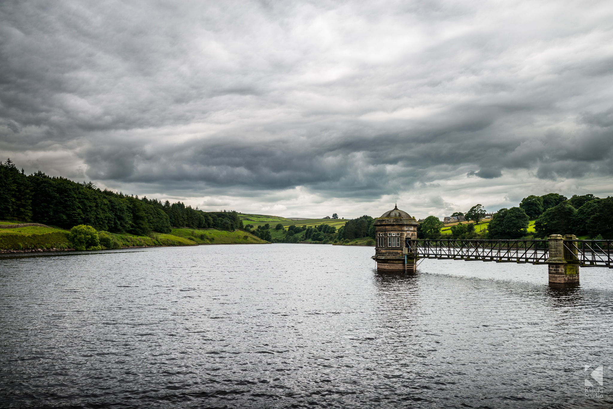 Lower Laithe Reservoir Stanbury