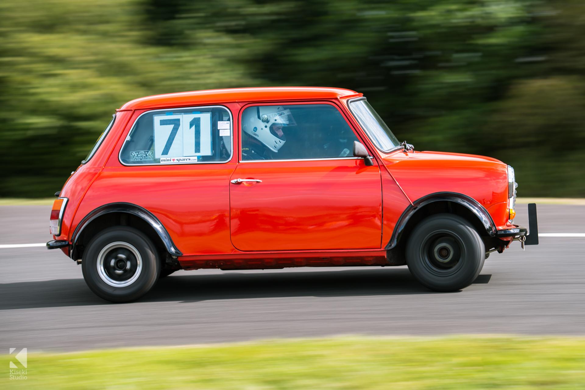 Austin Mini Classic at Harewood Hillclimb