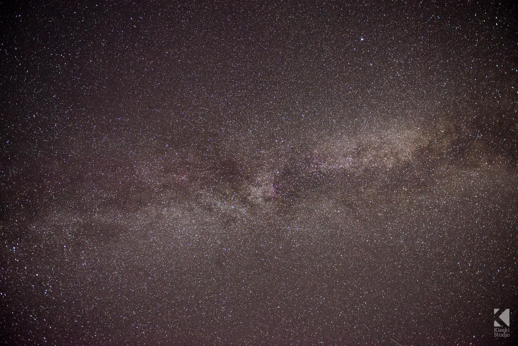 Milky Way Stars Brotherswater