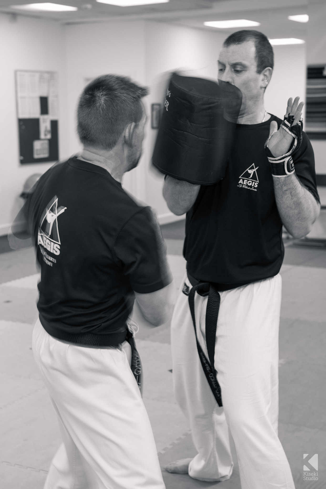aegis-martial-arts-class-leeds-training-pads