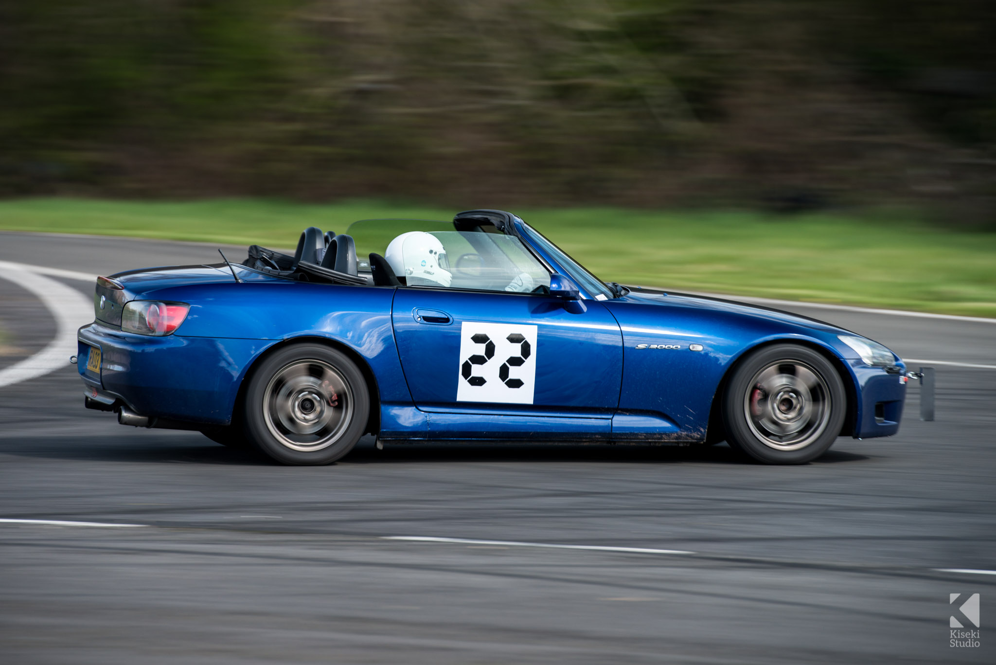 Honda S2000 at Curborough Sprint Course