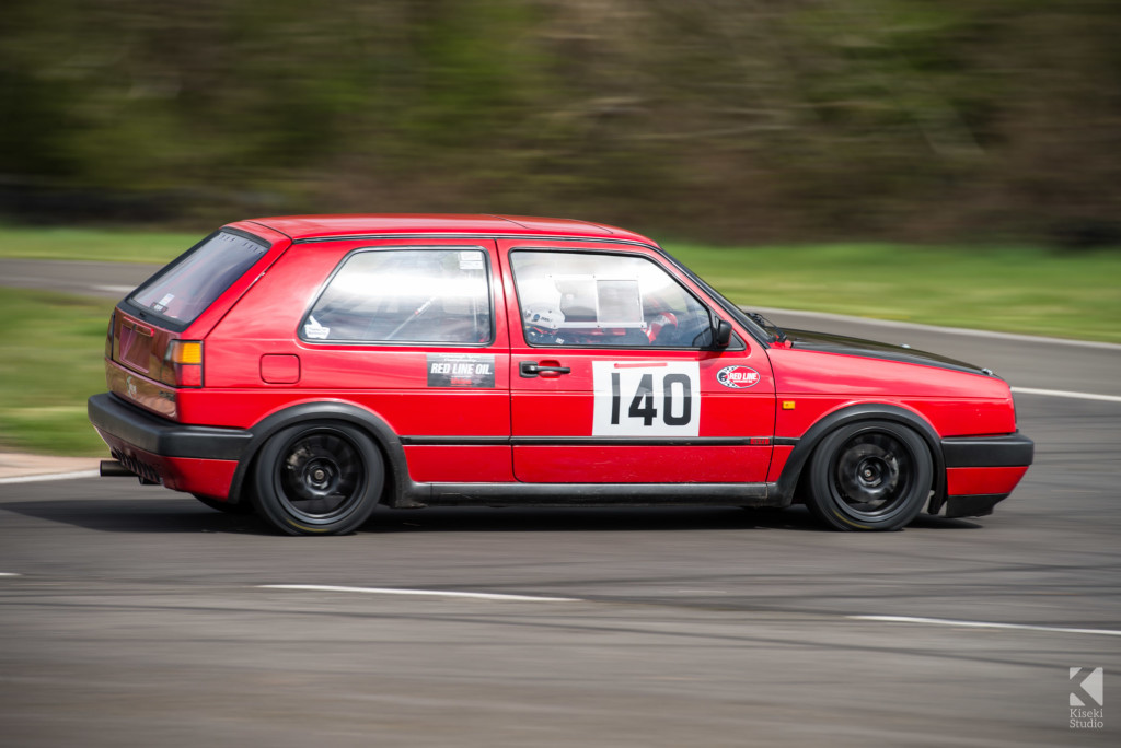 vw-golf-mk2-gti-red-panning-curborough-sprint-course