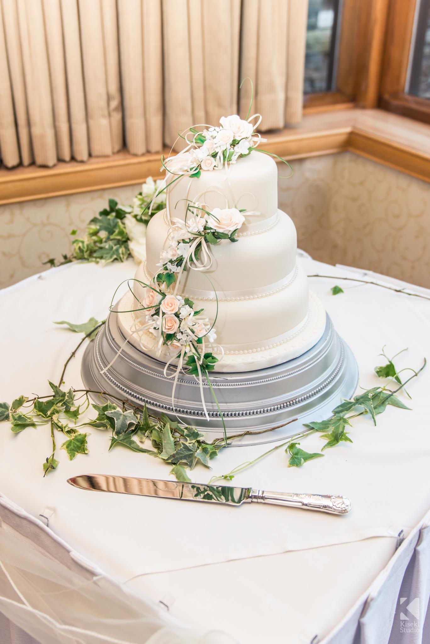 Lake District Wedding Cake