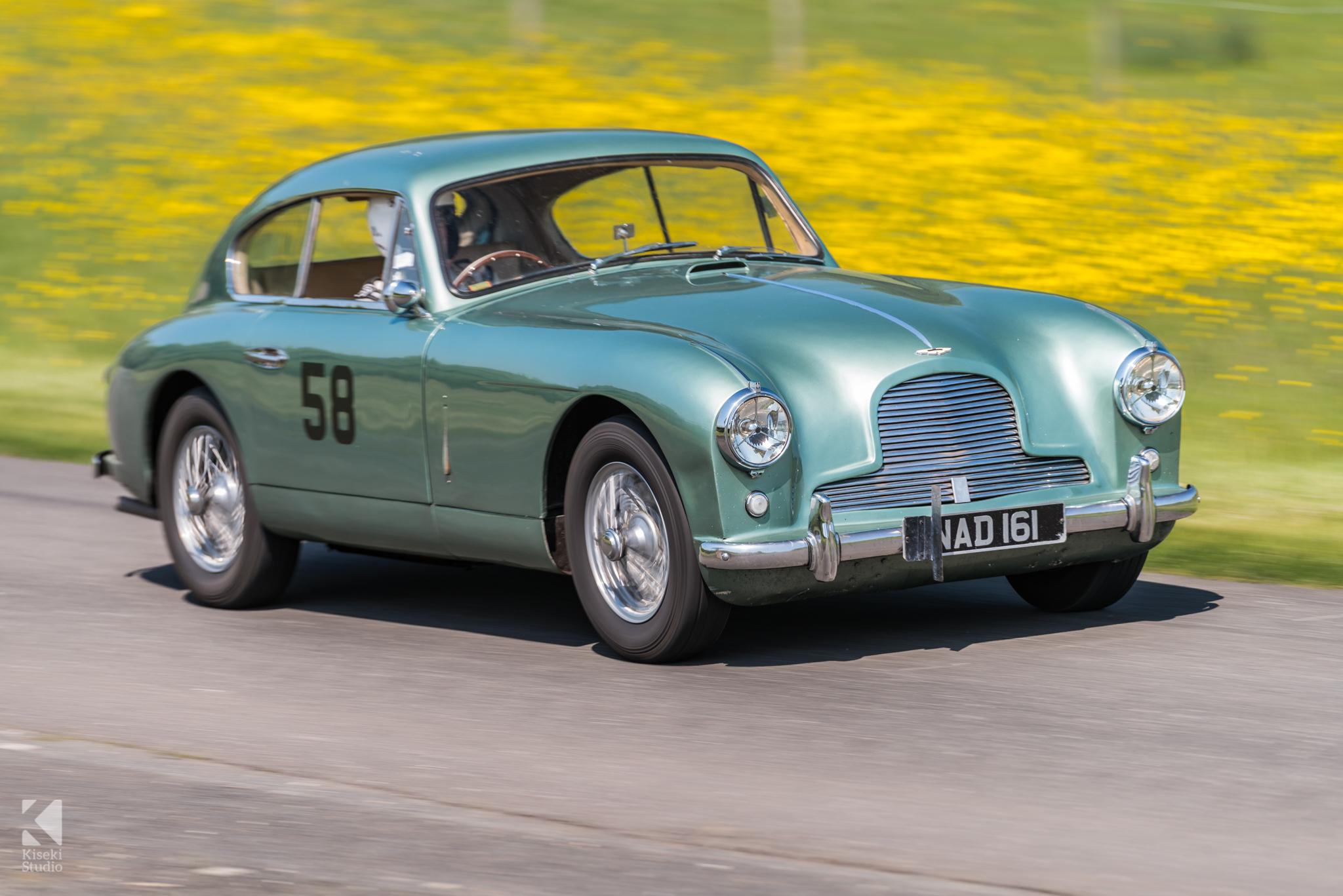Aston Martin DB2-4 Classic at Harewood