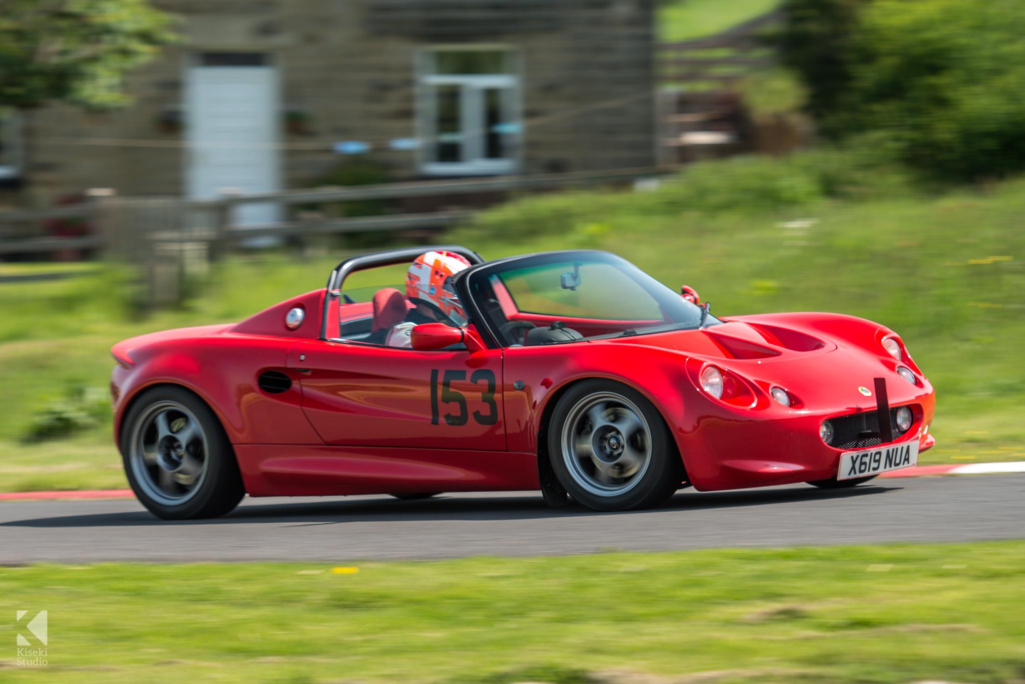 Lotus Elise Red Harewood