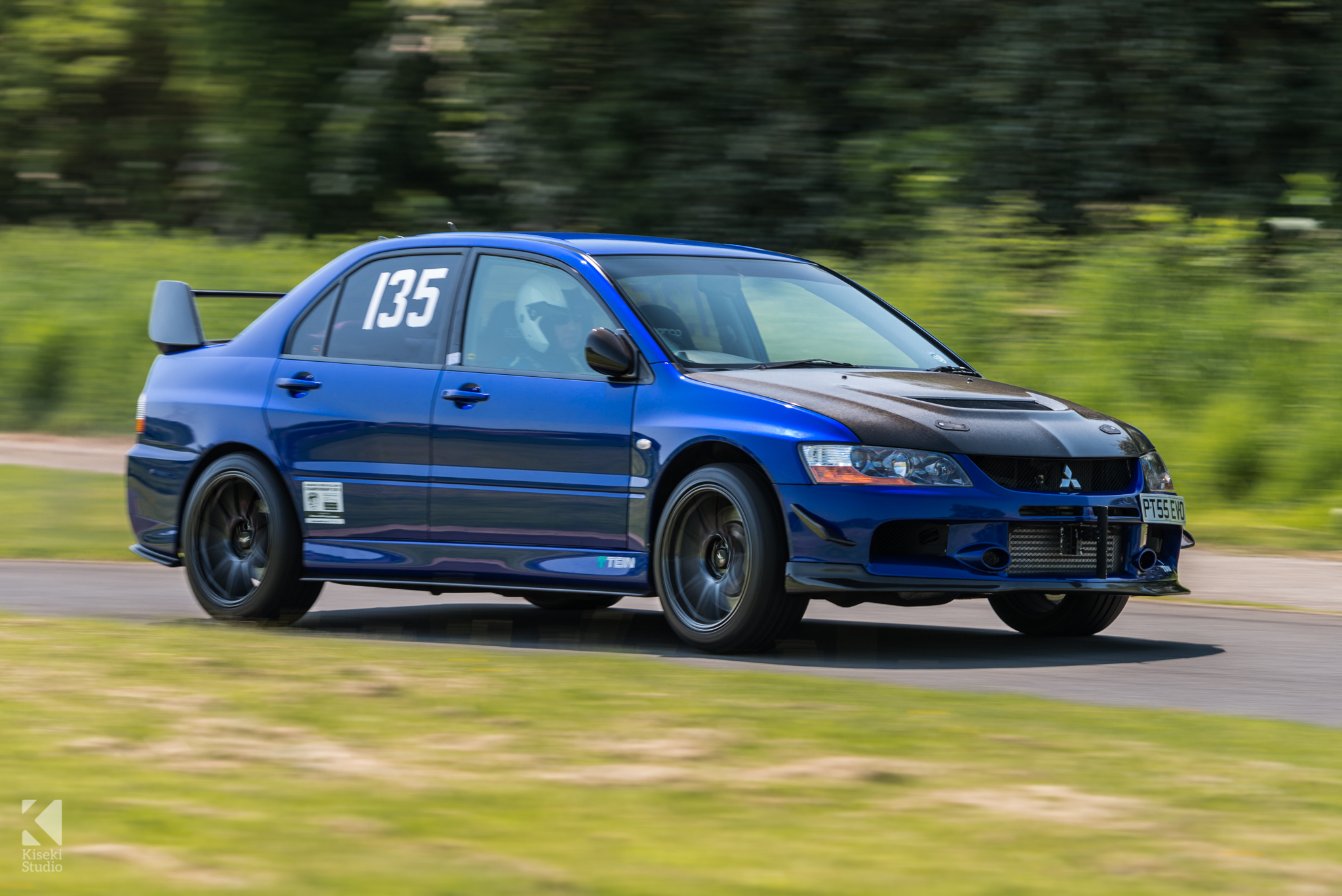 Mitsubishi Lancer Evolution 9 MR Harewood