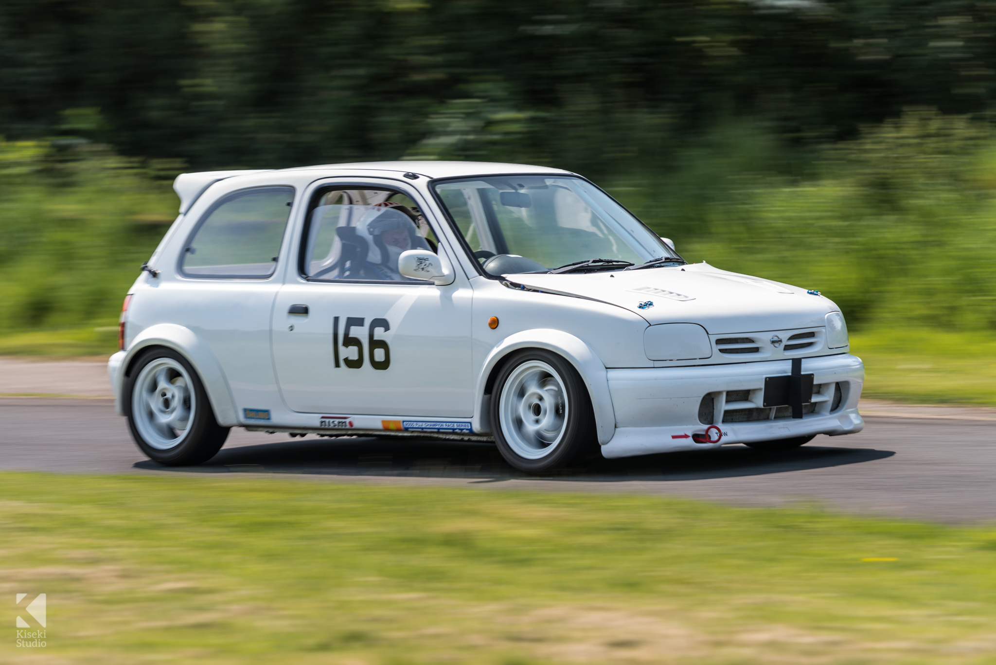 Nissan Micra K11 Racing Modified
