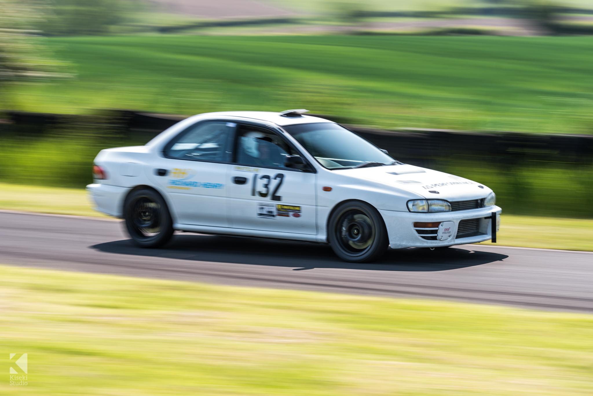 Subaru Impreza STI GC8 White
