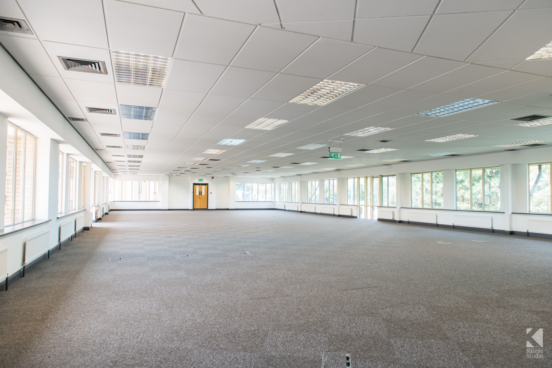 Augustus House Office Building Bradford Commercial Photography