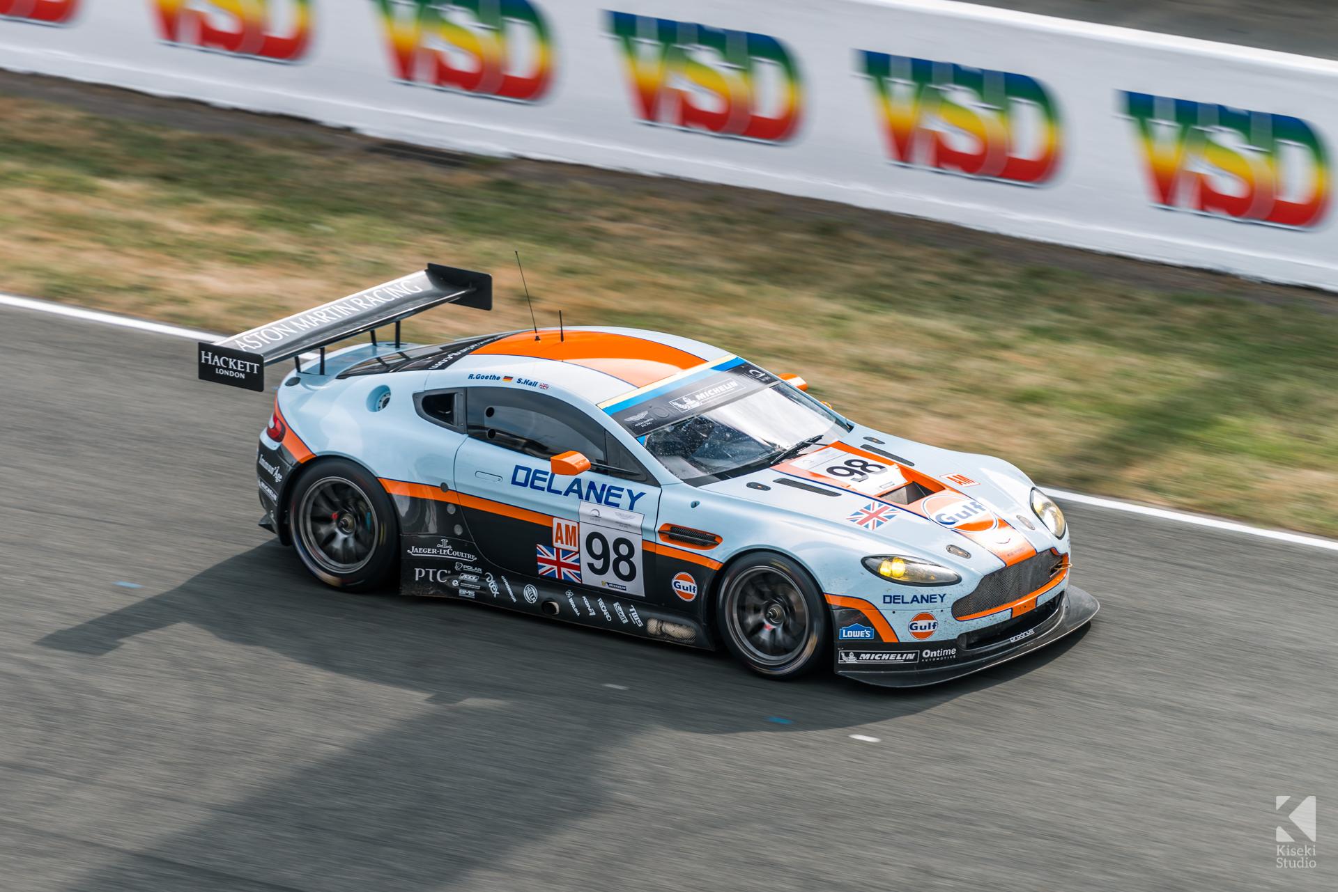 24 Hours Le Mans - Aston Martin V8 Vantage