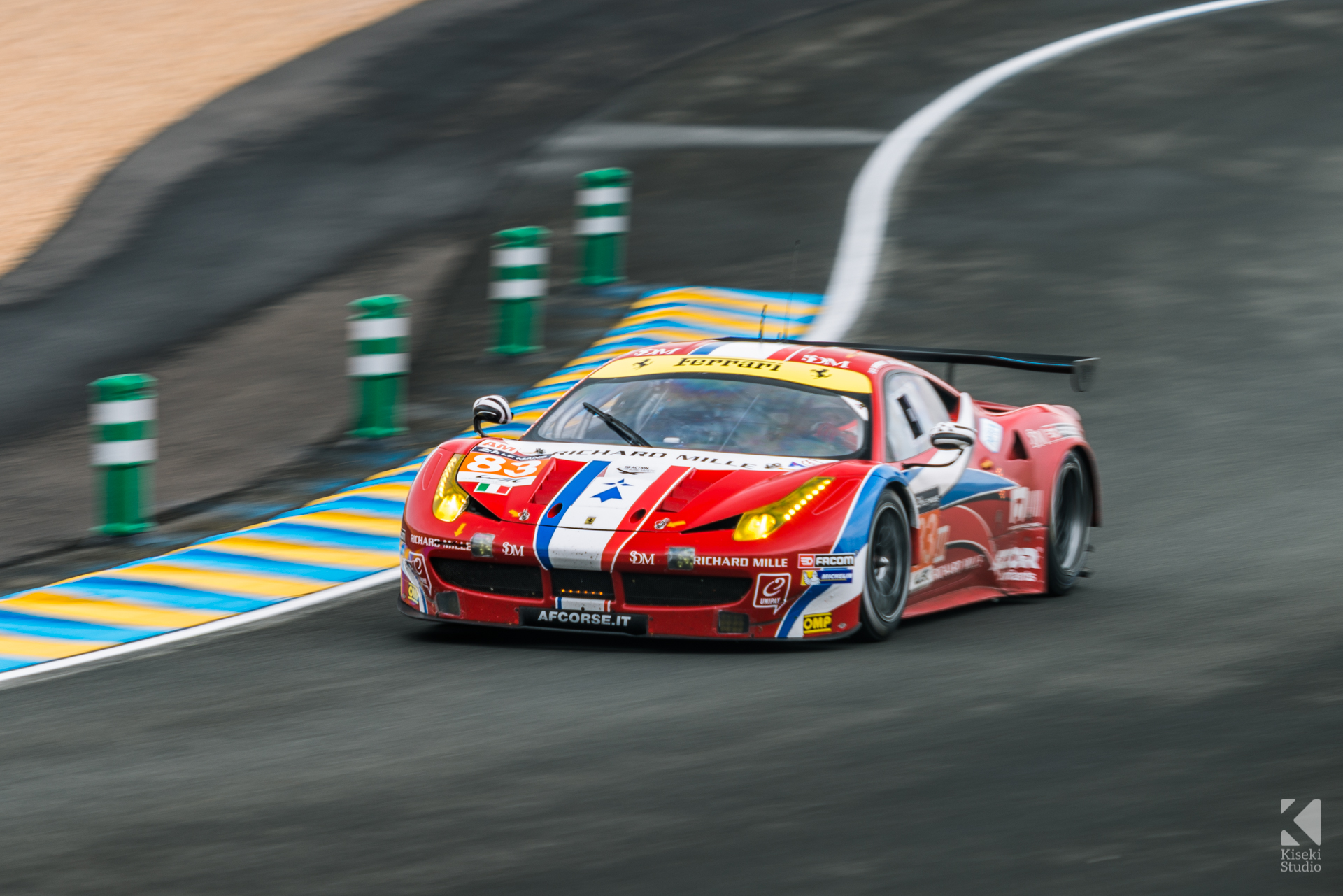 24 Hours of Le Mans - Ferrari 458 GT2