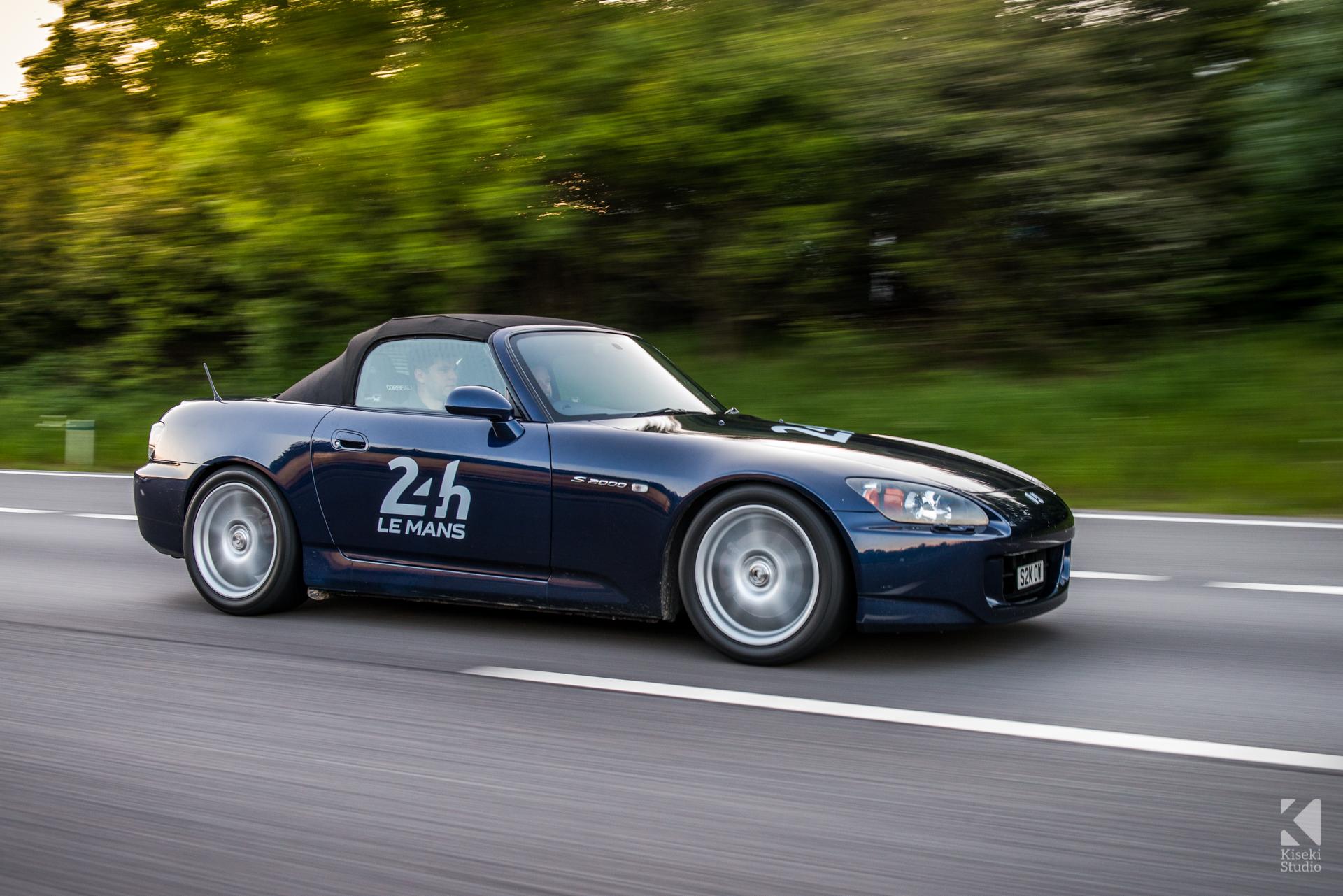24 Hours Le Mans 2015 - S2000 Rolling