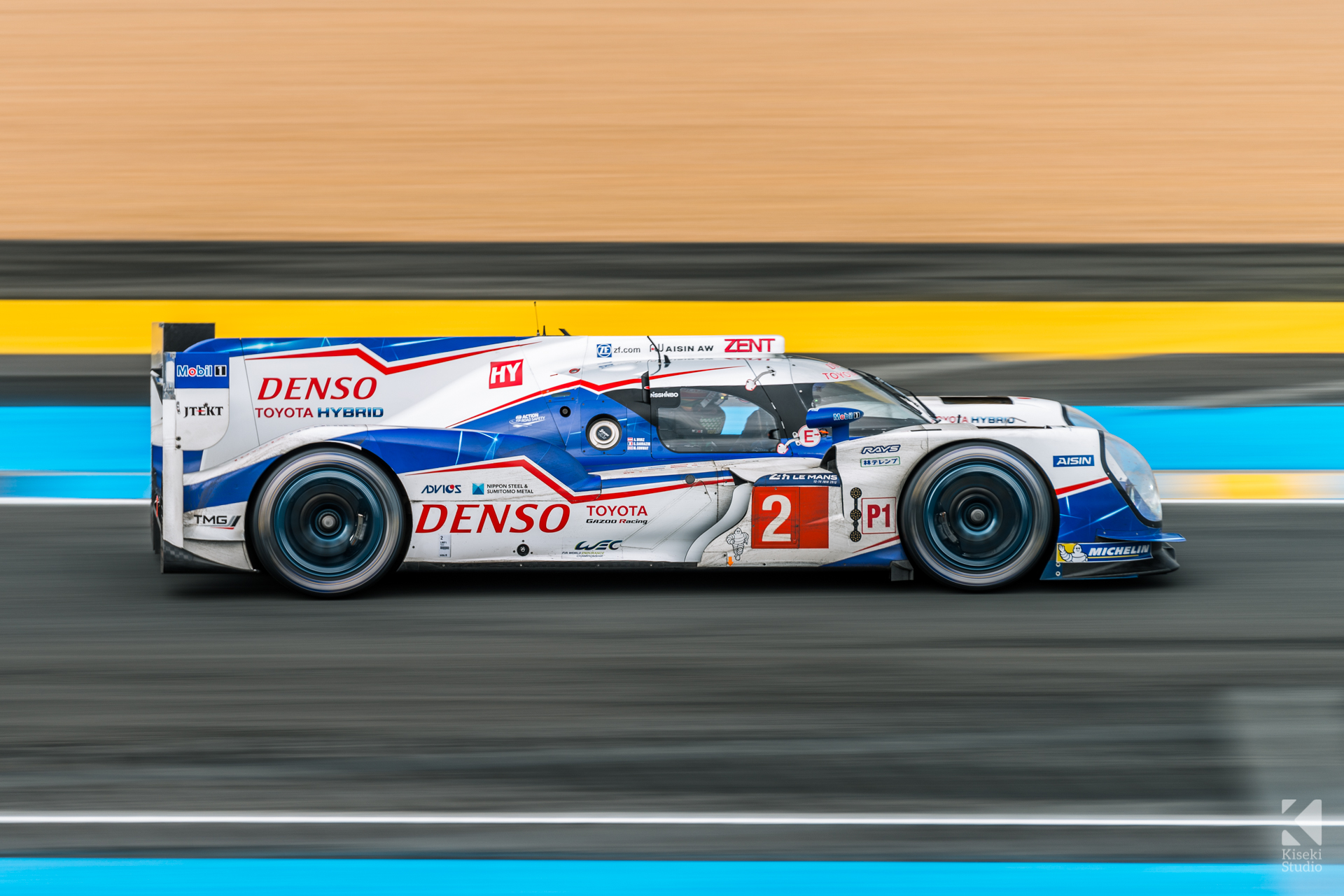 24 Hours of Le Mans 2015 - Toyota TS040 LMP1