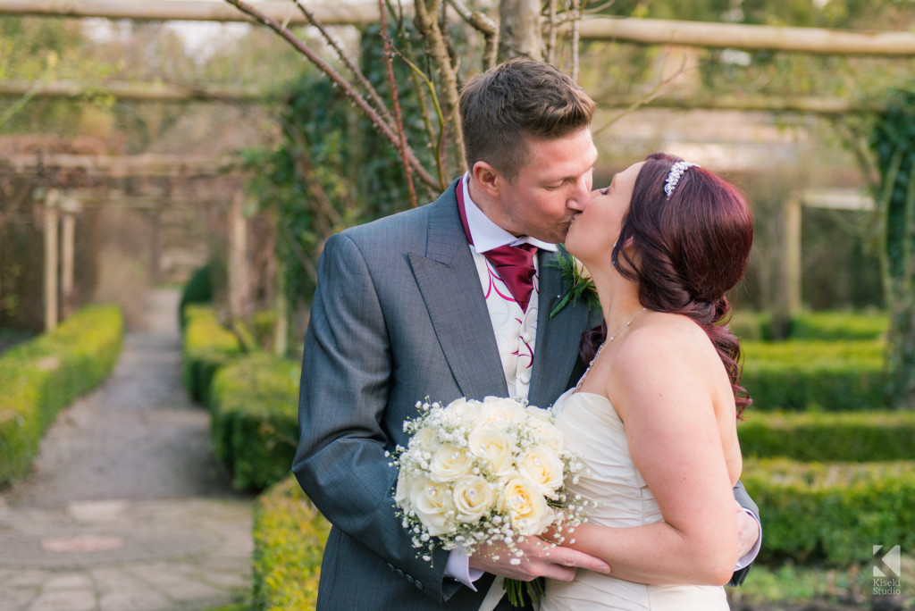 New Year's Eve Wedding at Ripley Castle