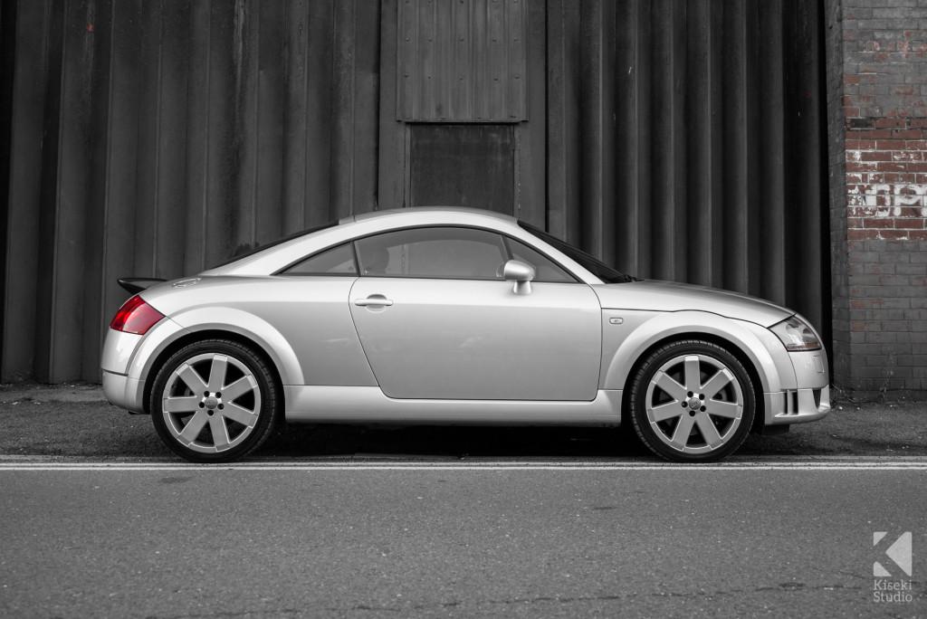 Audi TT V6 8N – Silver